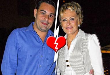 """Ana Maria Braga sobre a separação: """"Estou muito bem"""" - Ag.News"""