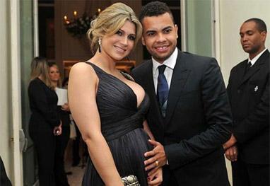 Dani Souza está grávida de seu segundo filho  - Ag.News