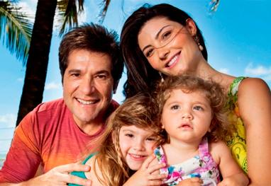 Daniel planeja aumentar a família dentro de 2 anos - Tomás Arthuzzi