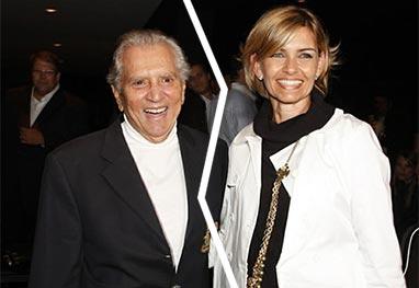 Fim da linha: Carlos Alberto de Nóbrega e Jacqueline Meirelles se separam - Manuela Scarpa/ Foto Rio News