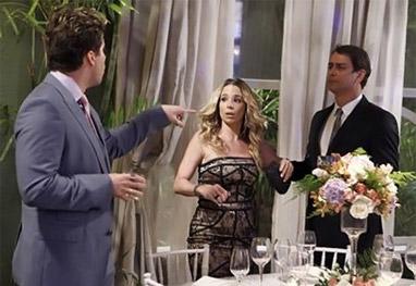 Amor à Vida: Amarilys revela que ela e Eron são os pais do bebê - Amor à Vida/TV Globo