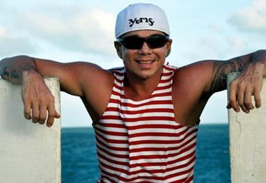 Cantor Netinho festeja melhora e volta a postar na rede social - Reprodução