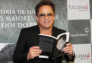Leonardo lança seu livro, em São Paulo - Ag.News