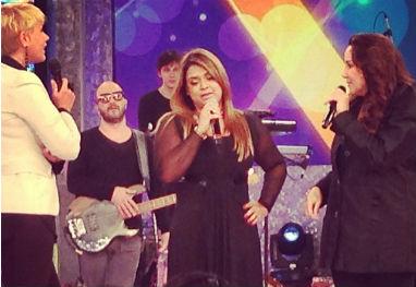 TV Xuxa reúne Preta Gil e Ana Carolina em encontro musical - Reprodução/Instagram