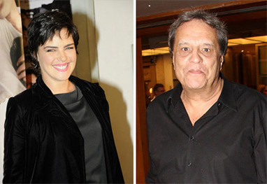 Dennis Carvalho diz que Ana Paula Arósio é desequilibrada - Ag News