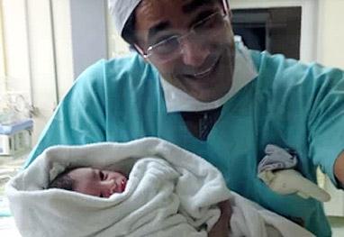 Luciano Szafir é papai novamente! - Divulgação