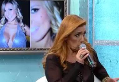 Rita Cadillac fala mal de Andressa Urach e é detonada pela modelo - Reprodução/RedeTV!
