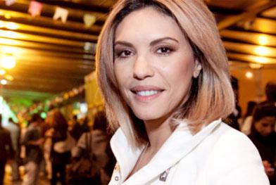 Márcia Goldschmidt enfrenta drama com grave doença da filha - AgNews