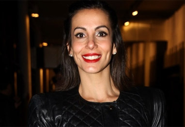 Tânia Khalil trata problema de tireoide - Ag News