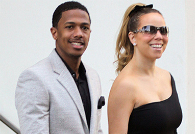 Mariah Carey e Nick Cannon estaríam vivendo um casamento de mentira - Getty Image