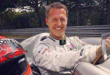 Médicos afirmam que Michael Schumacher corre risco de morte - Divulgação