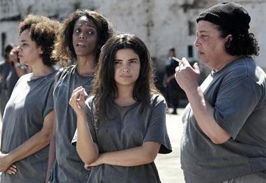 Último capítulo de Amor à Vida: Aline arma plano para fugir da cadeia - Amor à Vida/TV Globo
