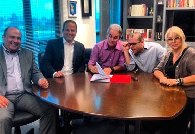 Agora é oficial! Otávio Mesquita assina com o SBT - Reprodução/Instagram