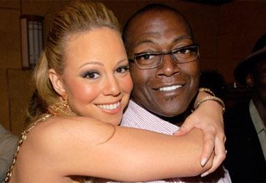 Mariah Carey e Randy Jackson vão ajudar filha de Whitney Houston - Getty Images