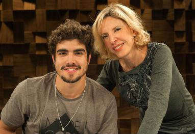 Entrevista de Caio Castro à Marília Gabriela gera polêmica - Divulgação