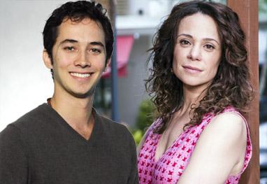 Vanessa Gerbelli está namorando ator 17 anos mais jovem - Divulgação/TV Globo