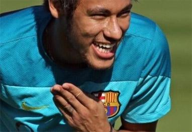 """Neymar dá a entender que está com a """"alma partida"""" - Reprodução"""