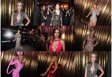 Confira os looks das famosas que se destacaram no Baile da Vogue  - AgNews