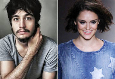 Cantor assume namoro com Isabelle Drummond - Reprodução
