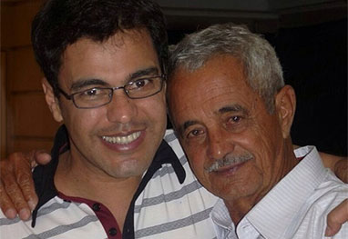 Zezé di Camargo faz declaração de amor ao pai - Reprodução/BBB