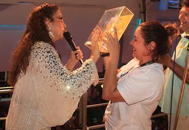 Ivete Sangalo ganha prêmio de melhor cantora do carnaval de Salvador - Divulgação