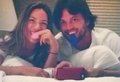 Grávida de três meses, Patrícia Abravanel revela que terá um menino - Reprodução