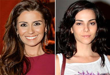 Giovanna Antonelli e Thainá Müller darão beijo gay em novela - Ag News