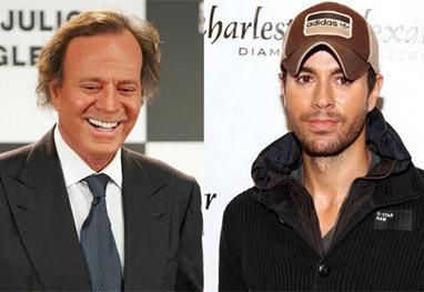 Enrique Iglesias pode não ser filho de Julio Iglesias - Getty Images