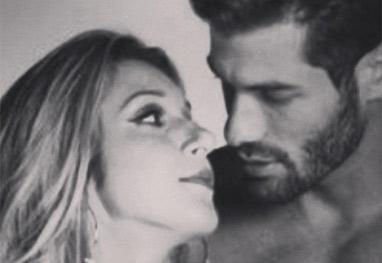 Ex-BBBs Roni e Tatiele assumem namoro: 'Estamos apaixonados'