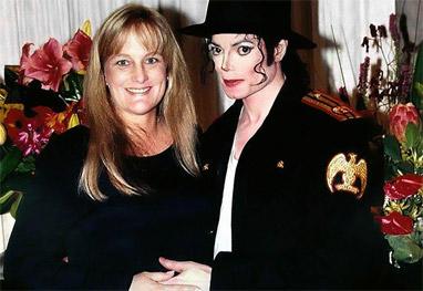 Ex-mulher de Michael Jackson pode estar com câncer, diz site - Reprodução