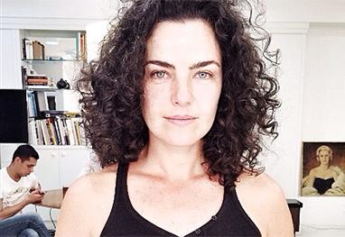 Ana Paula Arósio aparece mais magra em salão de beleza no Rio - Reprodução/Instagram