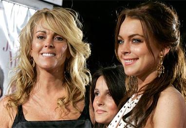 Dina Lohan, mãe de Lindsay Lohan, é condenada pela justiça - Getty Images