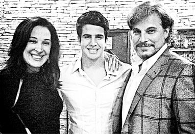 Claudia Raia e Edson Celulari vão à festa de aniversário do filho Enzo - Reprodução/Instagram