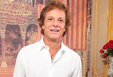 Marcello Novaes sofre fratura durante gravação - Divulgação/TV Globo
