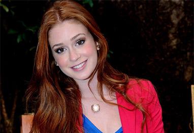 Marina Ruy Barbosa é vítima de assédio, diz jornal - Ag News