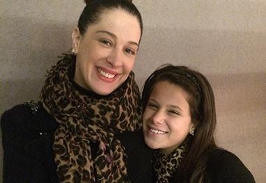 Tal mãe, tal filha! Claudia Raia e Sophia usam look igual - Reprodução Instagram
