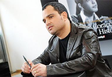 Luciano Camargo decidiu emagrecer após perder o fôlego na cama - Ag.News