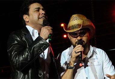 Zezé Di Camargo e Luciano fazem show especial para comemorar o Dia do Trabalho - AgNews