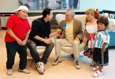 Carlos Alberto de Nóbrega diz que topa reatar casamento com Andrea de Nóbrega - Divulgação