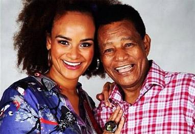 Luciana Mello escreve sobre a saudade do pai, Jair Rodrigues - Ag.News
