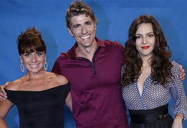 Em Família: Clara, Cadu e Marina podem ficar juntos em triângulo amoroso - Ag.Mews