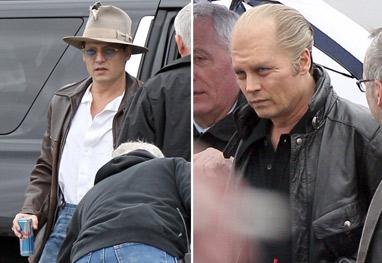 Johnny Depp envelhece e fica irreconhecível para viver um criminoso - Grosby Group