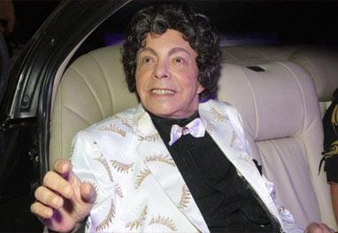 Cauby Peixoto está internado, em São Paulo - AgNews