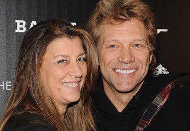 Mulher de Jon Bon Jovi corta o pulso e vai parar no hospital - Getty Images