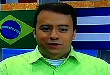 Família de Maurício Torres pede privacidade no velório do narrador - Reprodução TV Globo