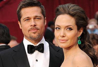 Brad Pitt teme pela saúde de Angelina Jolie durante cirurgia - Getty Images