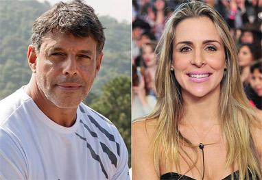 Na justiça, Joana Machado quer R$ 300 mil de Alexandre Frota - Ag news
