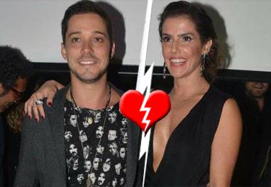 Deborah Secco termina namoro - Ag.News