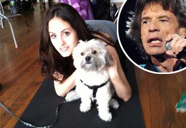 Mick Jagger engata romance com bailarina 43 anos mais nova - Reprodução