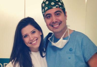 Andressa Ganacin retira nódulo no seio - Reprodução/Instagram